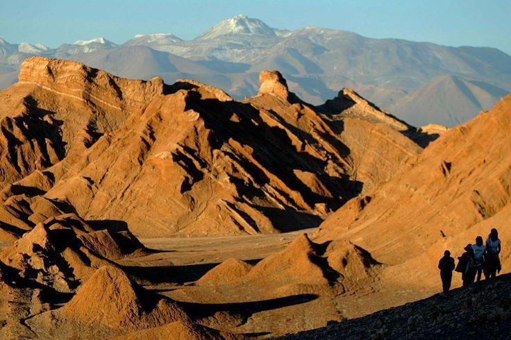 deserto do Atacama -