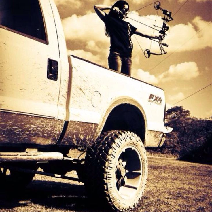 Country Senior Pic. Would be cool to write their name across the truck or in the dirt?