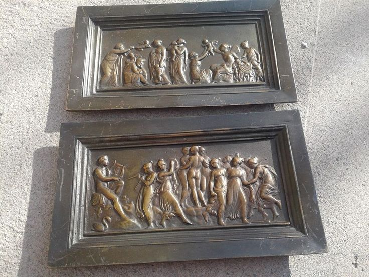 1930s French Art Deco Bronze Nudes Dancing Musicians Playing