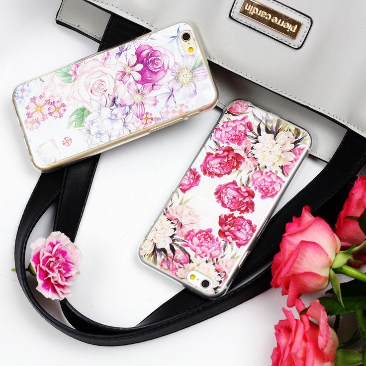 Lubicie motywy kwiatów? Bo my Tak <3 http://www.etuo.pl/etui-na-telefon-kolekcja-floral-case.html