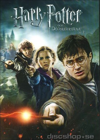 Harry Potter och Dödsrelikerna: Del 2 - Äventyr från 2011 av David Yates med Daniel Radcliffe och Ralph Fiennes.