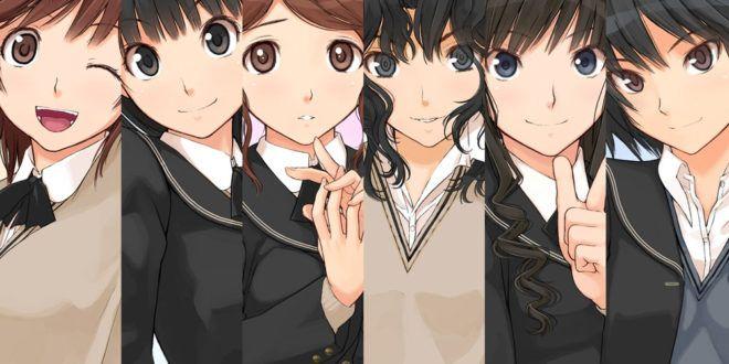 Un nouvel animé pour le character designer d'Amagami | Manga Mag