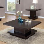 Coaster Furniture Coffee Table with Storage - Cappuccino - Enhance the elegance of your décor with the Coaster Furniture Coffee Table with Storage – Cappuccino . Its storage feature provides additional...