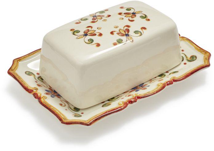 Sur La Table Francesca Butter Dish