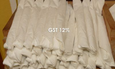 Women All Across India Lash Out at Prime Minister Narendra Modi Led Government, As GST Levy a 12% Tax on Sanitary Napkins #GST #GSTonSanitaryNapkin #Sanitary #Napkins #Fashion #Lifestyle #news #indiangovernment #viralnews #piquantfeed