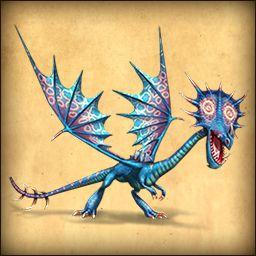 dragons rise of berk, Hobblegrunt