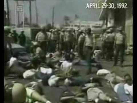 the rodney king incident On the night of march 3, 1991, rodney king led police on a more than 110 mph chase through the san fernando valley a resident captured what happened next on tape: several lapd officers.