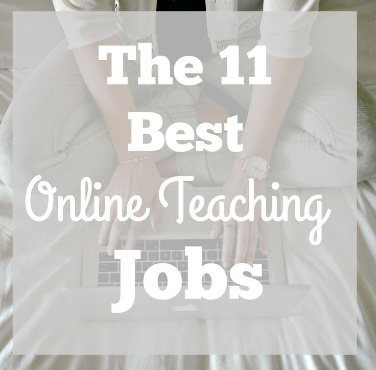 Superior If You Have A Passion For Teaching And Want To Work From Home, You Have