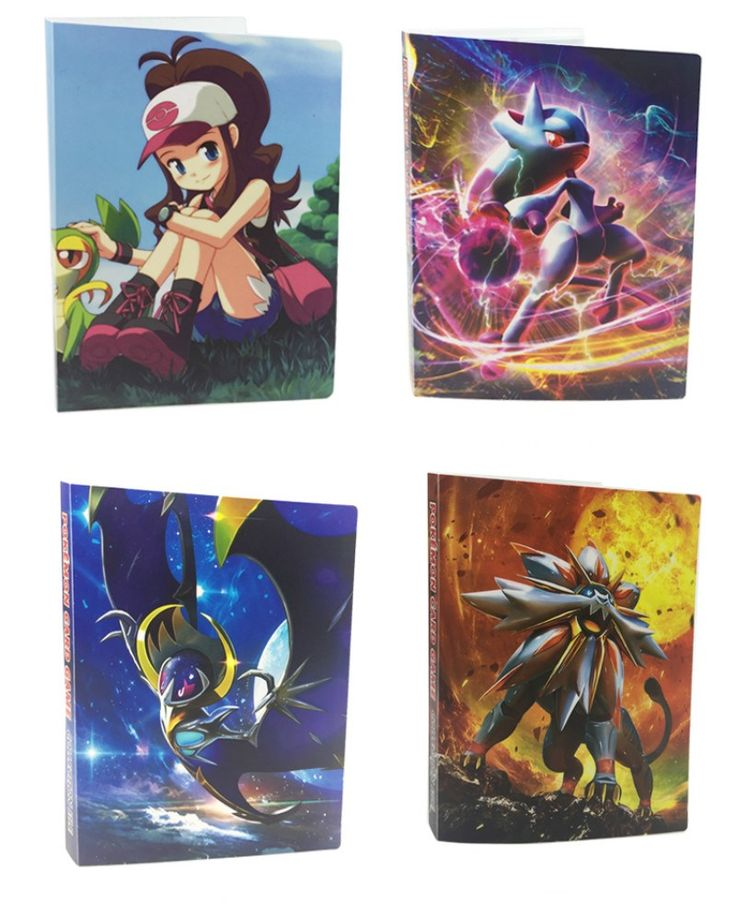 Buy online US $2.24  Pikachu Collection 112 Pokemon Cards Album Book Card Holder Note Hold Playing Pokemon Action Figure Christmas Gifts For Children  #Pikachu #Collection #Pokemon #Cards #Album #Book #Card #Holder #Note #Hold #Playing #Action #Figure #Christmas #Gifts #Children