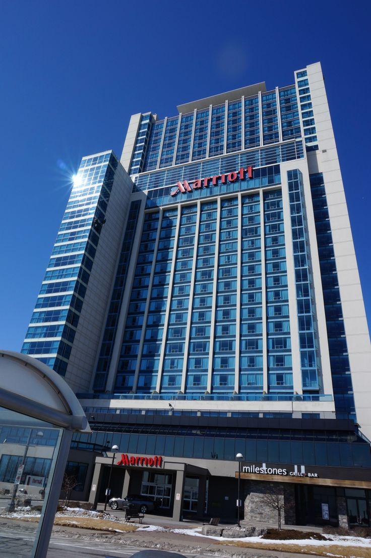 Marriott Gateway Hotel #NiagaraFalls #Marriott #Hotel