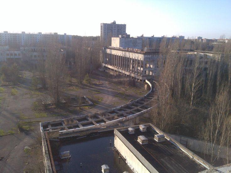 Central Pripyat