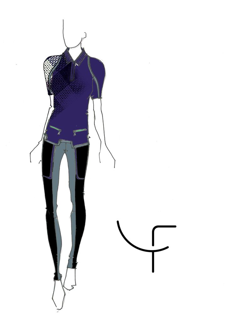 Dany Fay Golf Couture | Sketches Collection SS17 - Part I  #danyfay #sketches #fashiondesign #collectionss17 #ss17 #Gofhose #Golfmode #Golfjacke #Golfkleider #Golfbekleidung #dame #golfer #schweiz #Switzerland #Zurich #Germany #madeinItaly #zurichsee #golfetiquette #golfstyle #jaanteshowroom #golfcouture #designerclothing #modafeminina #golf #golftrouser #trouser #golfforher