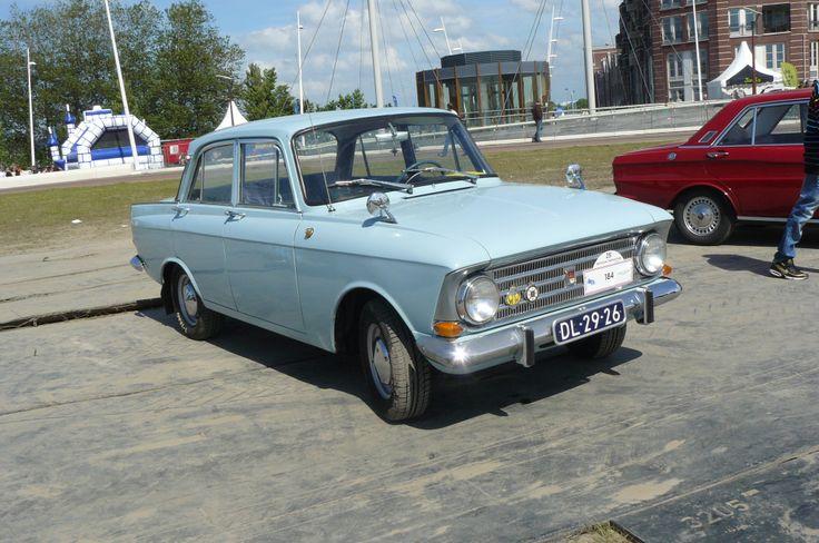 1969 - Moskvitch Limousine (3)