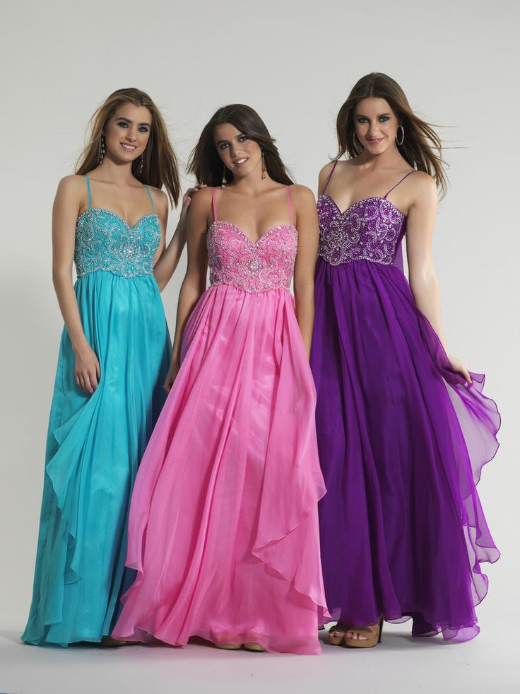 Dave and Johnny Dress 7608 | Terry Costa Dallas | Evening ...