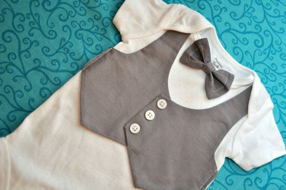 onesie decoration station. I could make these darling little shirts.