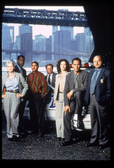 NYPD Blue - I can't say enough good things about this show. Simply incredible.
