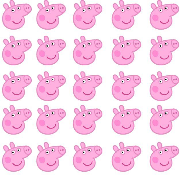 Resultado de imagen para peppa pig free printables