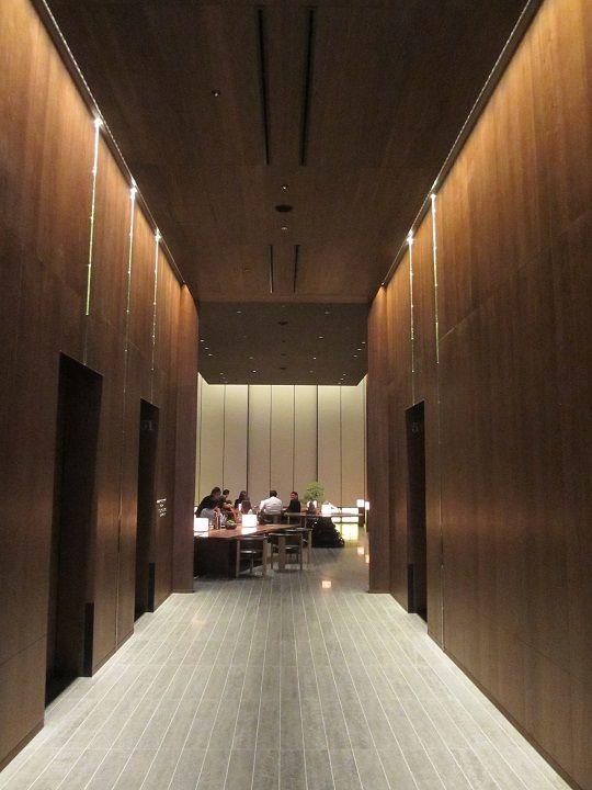 アンダーズ東京(Andaz Tokyo) 宿泊記⑦ : ひねくれ〇の旅日記
