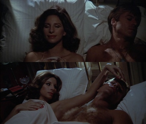 Image result for the way we were redford and streisand love scenes