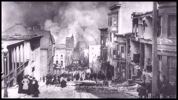 San Francisco Today in History: The Great San Francisco Earthquake (1906)