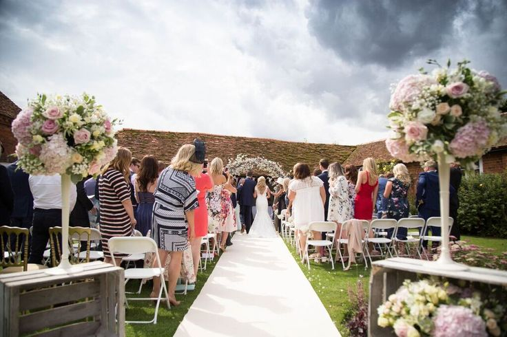 Ideas for Spring/Summer weddings - Lillibrooke Manor