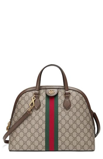 ab3e8f8d7de5 New Gucci Ophidia GG Supreme Dome Satchel. Women s Fashion Handbags   2200   from top store allfashiondress
