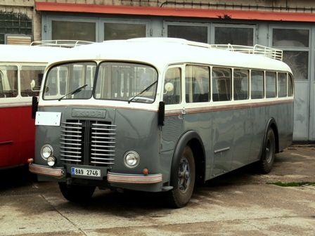 Škoda 706 RO' RTO   Staré náklaďáky