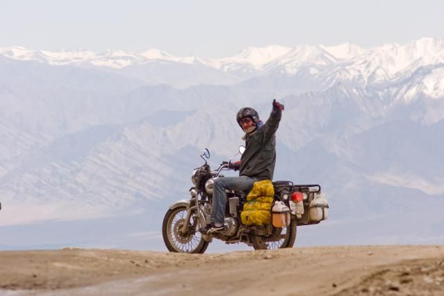 The 10 Best Adventure Travel Activities in India: Motorcycle Touring