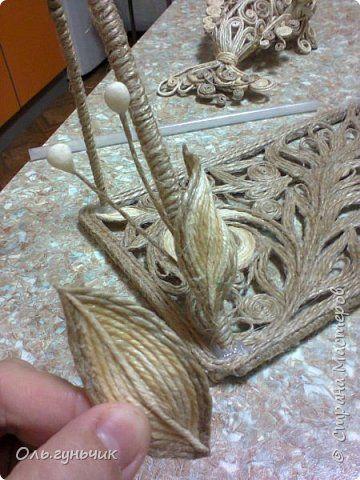 La artesanía de clase Maestro diseño de productos plataforma de modelado guita sal Arcilla Masa Twine Foto 19