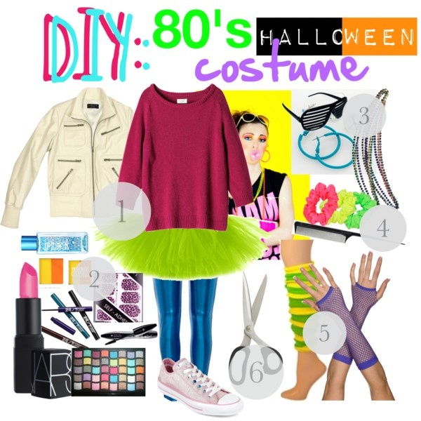Diy 80 S Outfit By Meganissixfeetunderthestars On Polyvore