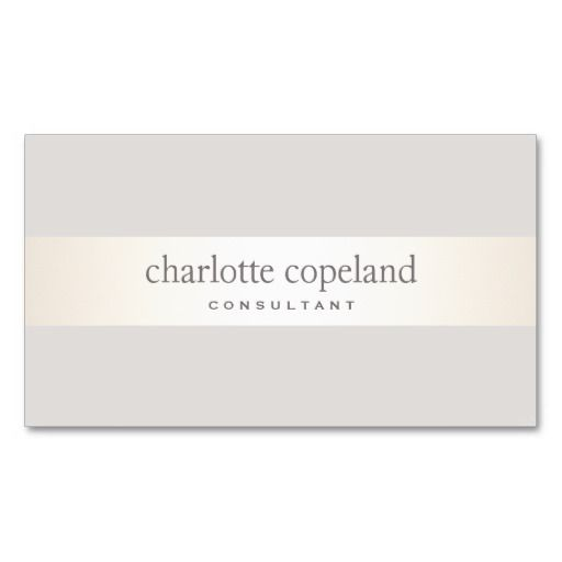 36 best Simple Elegant Business Cards images on Pinterest - blank business card template