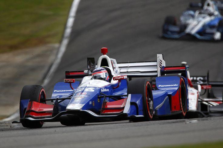 佐藤琢磨、今季2度目のトップ10フィニッシュでアラバマを終える  [F1 / Formula 1]