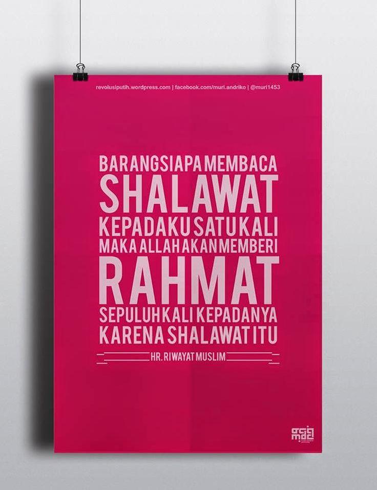 15 Desain Poster Dakwah Karya MDC (Muslim Designer Community) Part 3 | Alul Stemaku