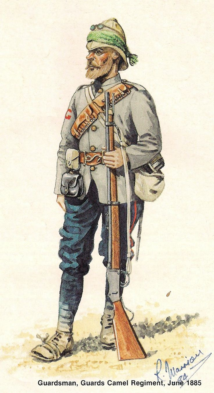 British Colonial Uniform 43