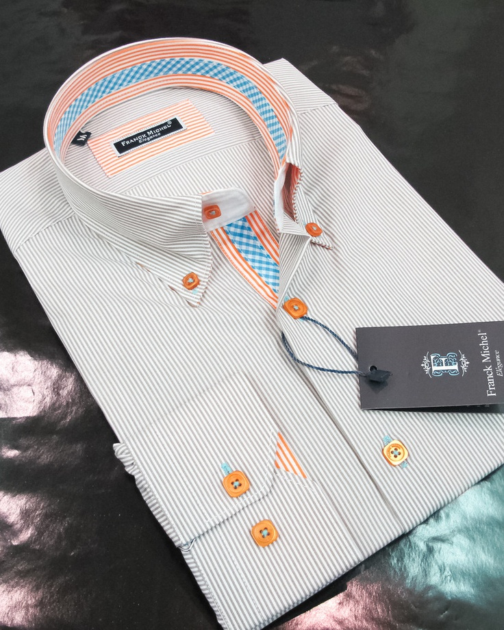 French shirts for Men - Spring 2013 by Franck Michel   UrUNIQUE.com