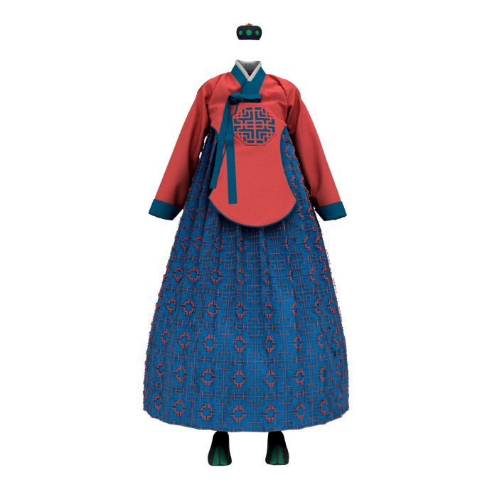 Korean Traditional Formal Hanbok