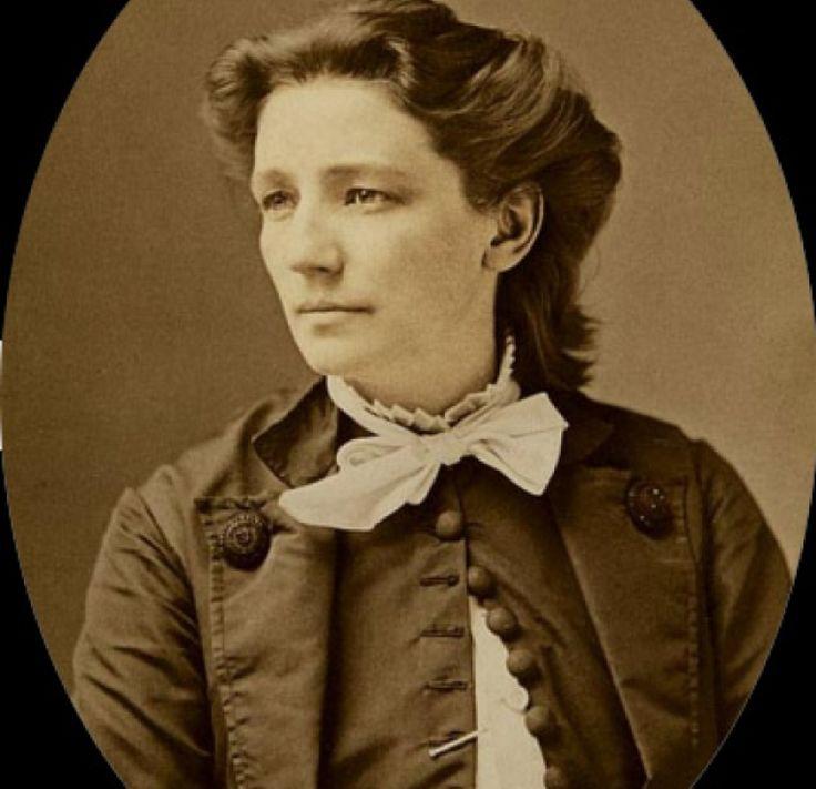 """Non, Hillary Clinton n'est pas """"la première femme candidate à la présidence"""" nl victoria woodhull in 1872"""