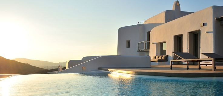 Atena is a brand new property located in the hills above the area of Lia Beach on the eastern side of Mykonos and renown to be one of the more natural and casual parts of the island. The elevated...