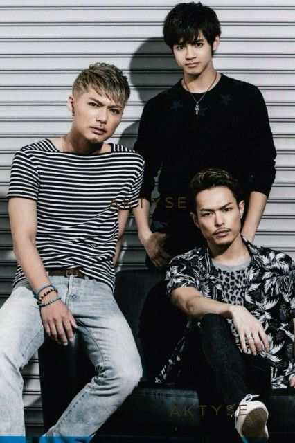 Imaichi Ryuji & Exile Tribe Vocal