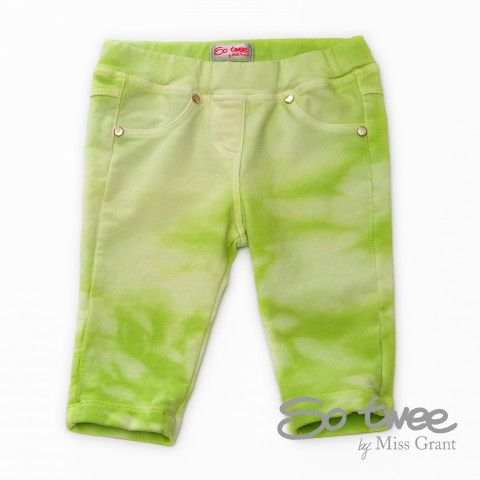 #SOTWEE by #missgrant UNEVENLY DYED JERSEY JEGGINGS. Sale 50% off Spring&Summer Collection! #discount