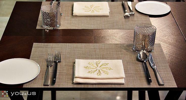 월커버링뿐만 아니라 테이블 매트, 백화점 진열 매트 등 다양하게 사용되고 있는 HESTIA 컬렉션입니다.