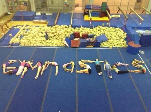 i use to do gymnastics since i was 2!