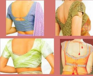 Latest Blouse Design or Party Wear Images | New Blouse Designs Photos