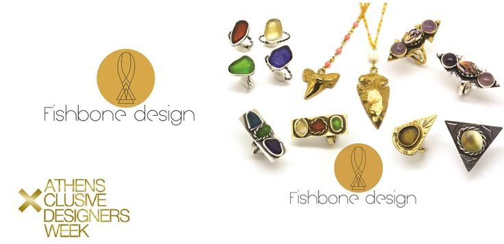 "#‎2015SummerXclusiveElements‬ presenting Fishbone Design <3 Η Γεωργία Τσάκλα βρίσκεται πίσω από την επιμέλεια και το σχεδιασμό της νέας κολεξιόν κοσμημάτων ""Tropicana"" για το καλοκαίρι 2015 που θα φιλοξενηθεί στην 17η AXDW. Χειροποίητα fashion κοσμήματα σε γεωμετρικές δομές που ξεχωρίζουν για τον πρωτότυπο σχεδιασμό τους."