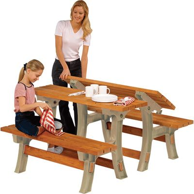 Best 25 2x4 basics ideas on pinterest 8x4 plywood wood for Flip top picnic table plans