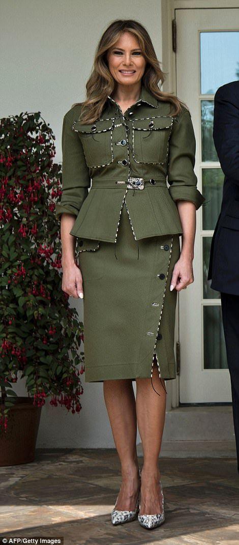 Семейство Трамп: как одеваются миллиардеры