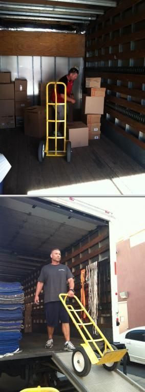 Consider hiring local moving companies like this business if you want stress-free and high-quality services. They specialize in furniture shrink wrapping, appliance moving, relocation and more.