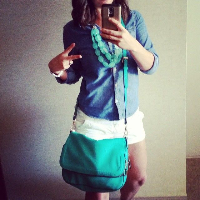 Urban Expressions Booker Fold Over Crossbody Bag with Zip Detail Love this bag but in a different color