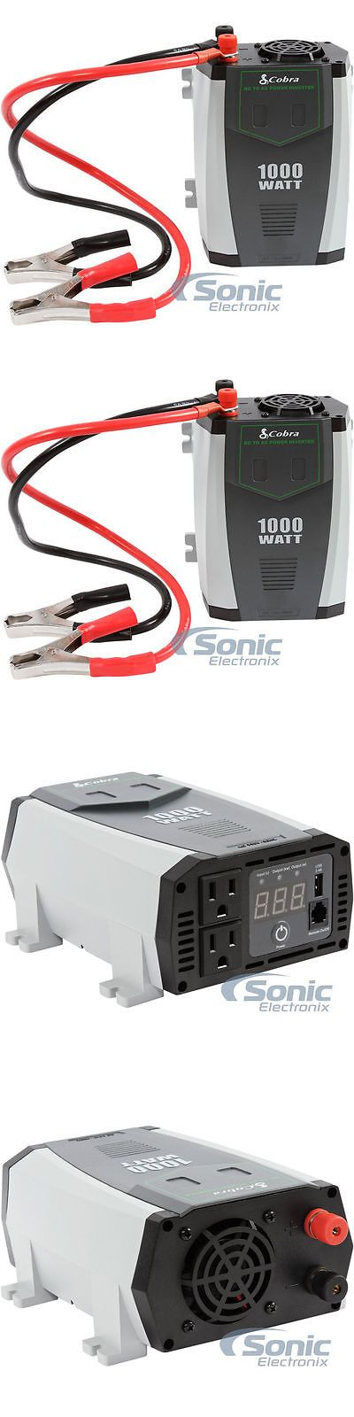 best ideas about inverter ac solar power power inverters cobra cpi1090 1000w rms portable power inverter w usb port and 2