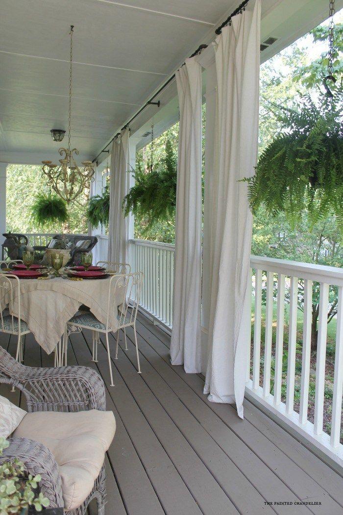 Best + Wicker porch furniture ideas on Pinterest  White wicker